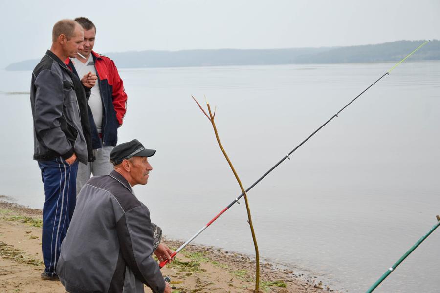 интервью с рыболовами